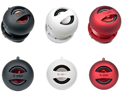 XMI X-mini II Capsule Speaker Giveaway