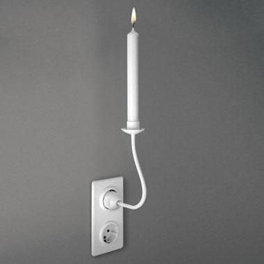 Candle Powers From Mains or not