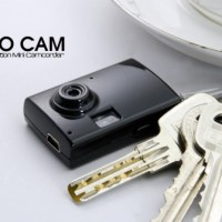 Nano Cam - World's Smallest Digital Camera With Video Recording