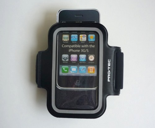 Pro-tec Athletic iPhone Armband Case Review and Giveaway