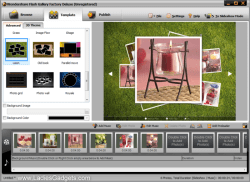 Wondershare Flash Gallery Factory Deluxe Review and Giveaway