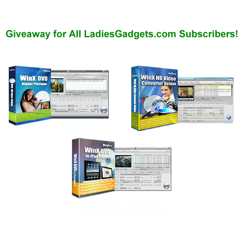 A Free Software For Every LadiesGadgets com Subscriber