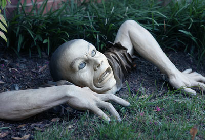 Scary Halloween Decorations and Unique Gift Ideas