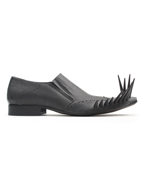 Spiked Shoes for men by Barbara Gongini