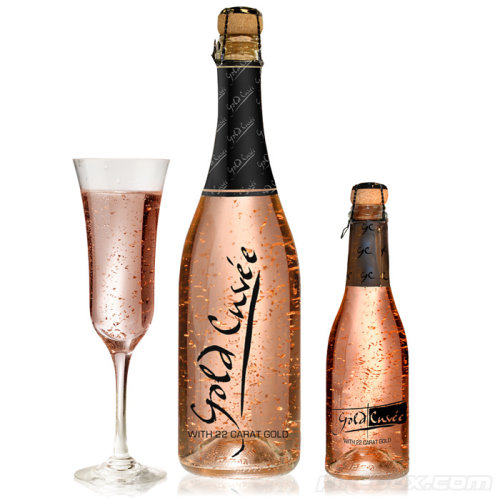 Valentines Day Ideas for Her sparkling wine