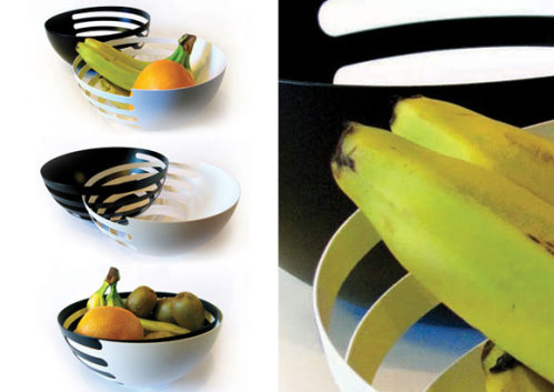 Perfect Sun Eclipse Fruit Bowl Designed By Sakura Adachi Photo Gallery
