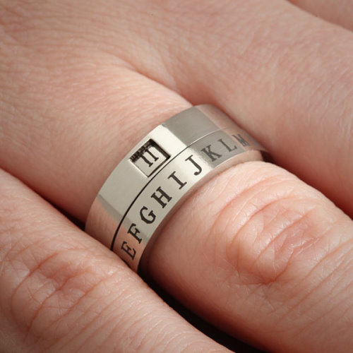 The Secret Decoder Ring Keeps Messages Private