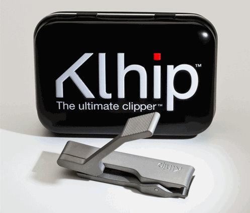 Khlip An Unusual Nail Clipper