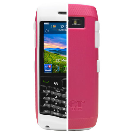 Pink Otterbox Commuter Cases for BlackBerry for Extra Strength