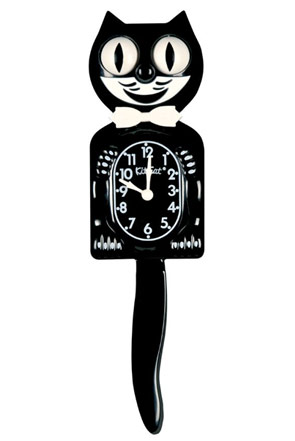 The Kit Cat Clock
