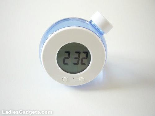 The Water-Powered Clock Winner
