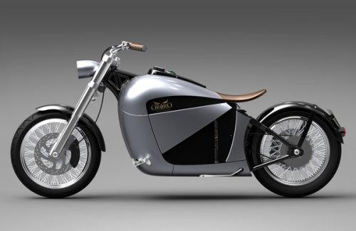 Orphiro Electric Motorcycle