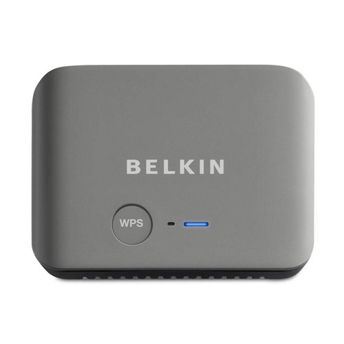 New Belkin Travel Router Connects All Your Gadgets to the Internet