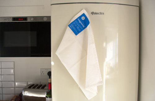 Magnetic Towel and Oven Glove
