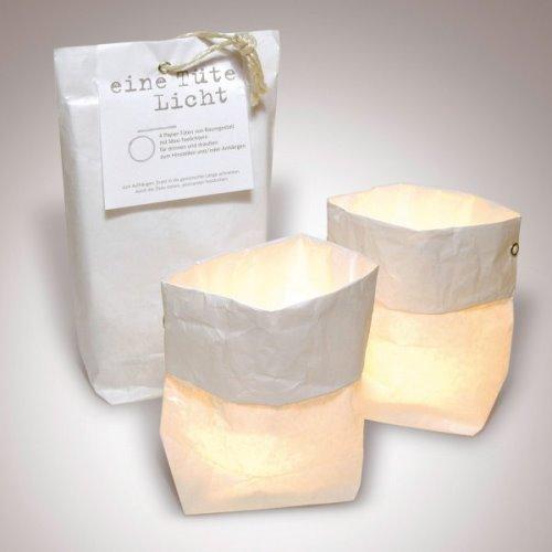 Paper Bag Tea Light