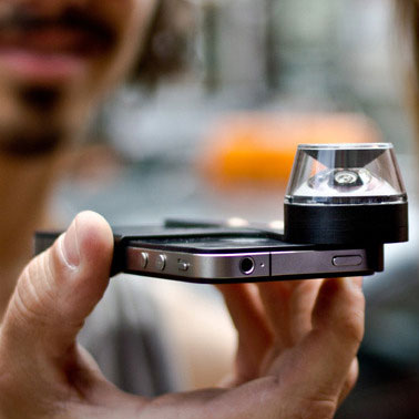 Shoot Panoramic 360 Videos With Your iPhone
