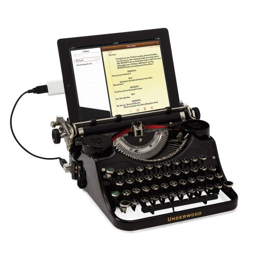 The USB Typewriter