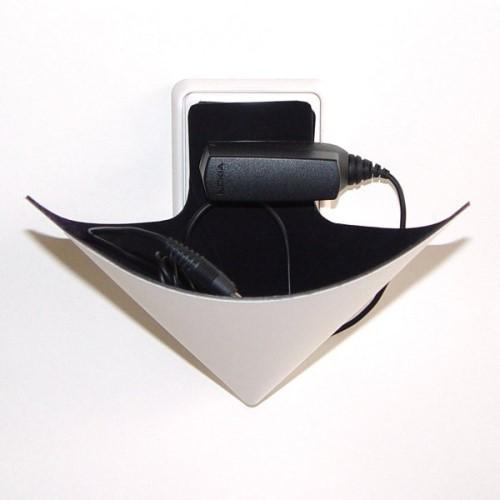 Wall Socket Accessory With Tray