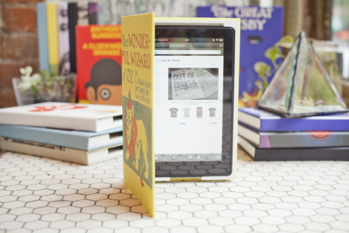 Out of Print eBook Jacket for Google Nexus 7