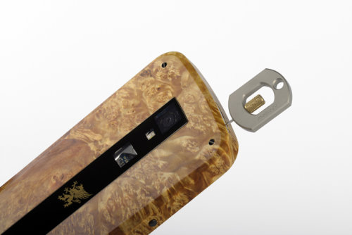 Mobiado Grand Touch Executive With Stone Hybrid Body and SIM Card Mechanism