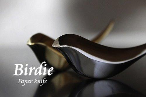 Birdie Designer Paper Knife