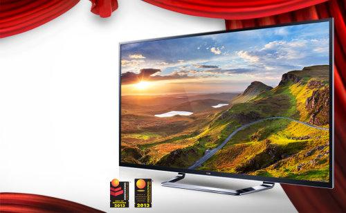LG Ultra-High-Definition CINEMA 3D Smart TV