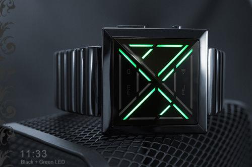 Kisai X LED Watch (4)