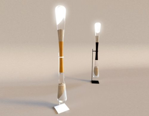 Lamps That Power From Falling Sand (1)