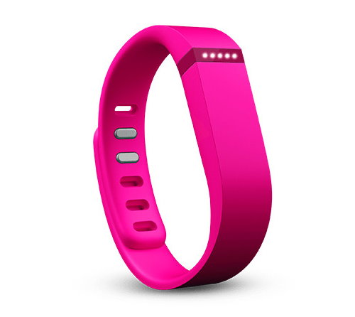 fitbit flex pink breast cancer