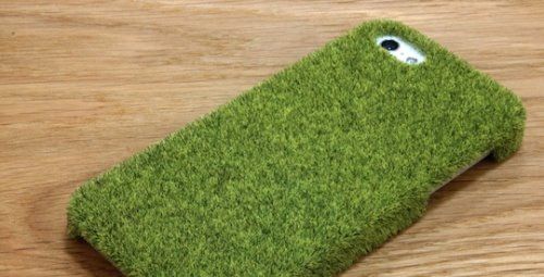 Grass Case for iPhone 5 (1)