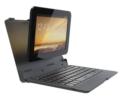 Zagg Auto Fit Bluetooth Keyboard and Case for Tablets (1)
