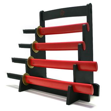 Samurai Knives Set (1)