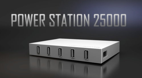Power Station 25000 Charges Five Devices (1)