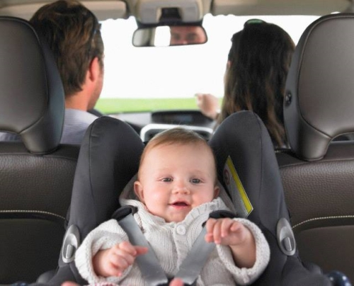 Always in View Baby Monitor for Cars (2)