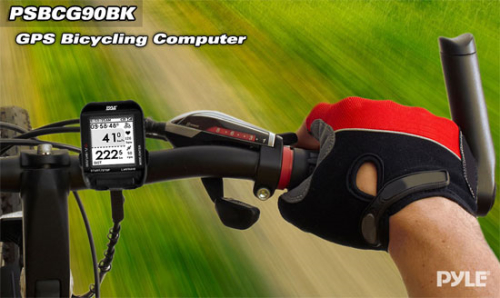Pyle PSBCG90 Smart Bicycling Computer (1)