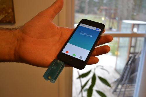 Kalt Infrared Thermometer Smartphones (1)