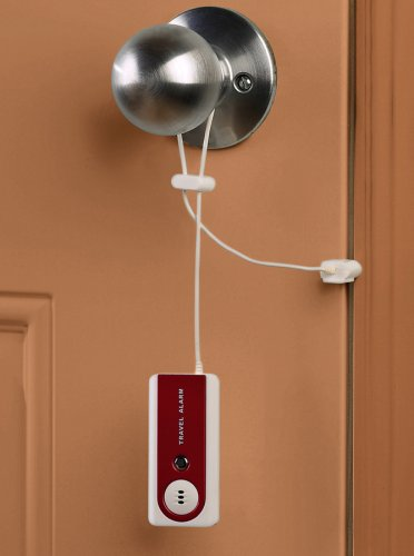 travel gadgets Lewis N Clark Belle Hop Alarm