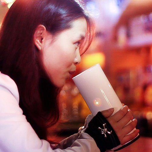 touch sensitive cup heart led (3)