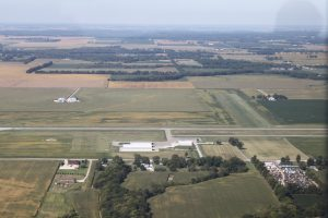 Greenville IL Airport GRE, a very friendly stop