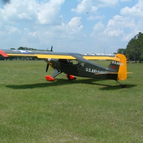 """Lynn Gardner's """"Patrol"""" Test Flight!!"""