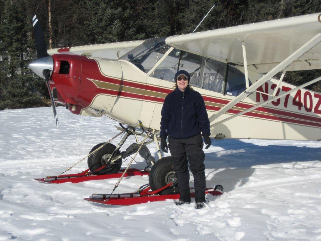 Gwen White    (Alaska)