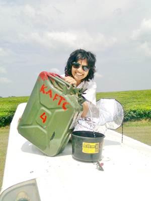 New Charter Pilot & CFI, Sneha Harish
