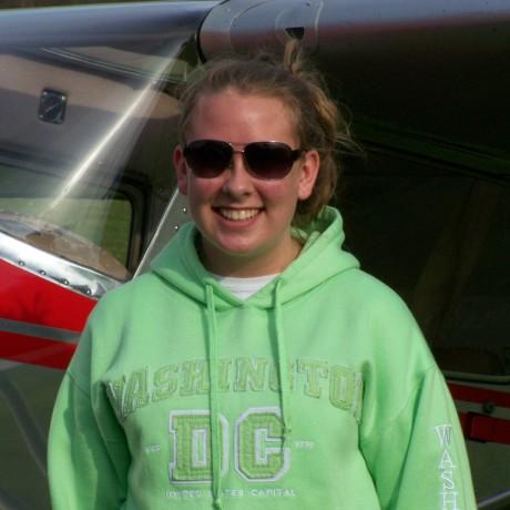 Abbie Parsons     (Ohio)