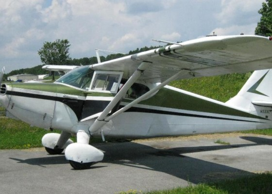 Stinson 108-2 For Sale by Member