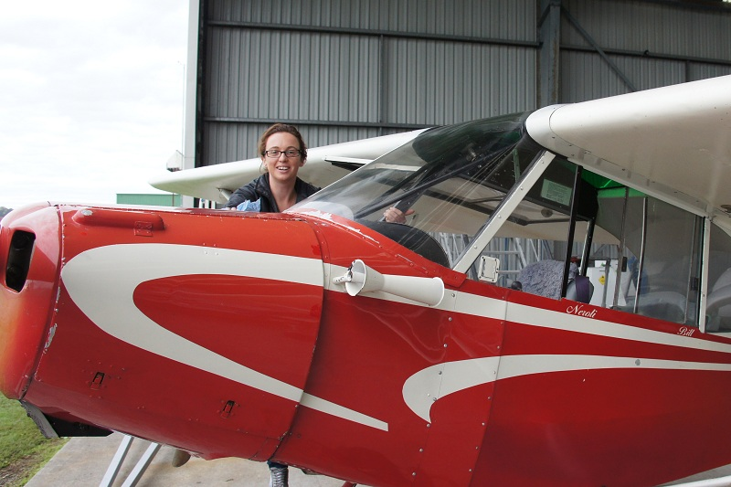 Olivia Henwood's North Island, New Zealand Super Cub Flying Video!