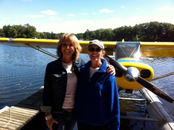Anne Wright, Kelly, Linda, Seaplanes 2