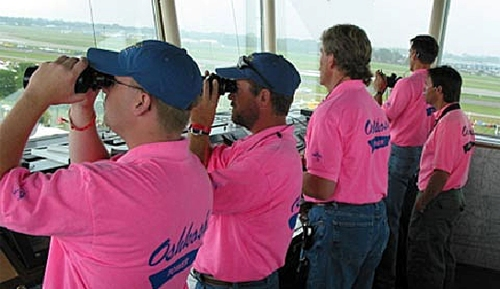 Live ATC.net at AirVenture, Oshkosh, Wisconsin 2014