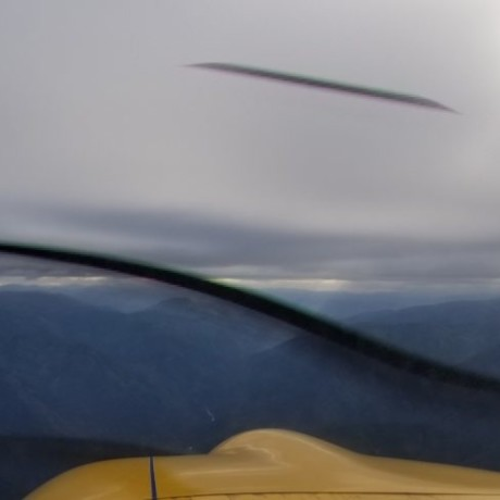 Flying the Idaho and Montana Mountain Passes