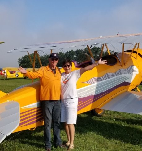 Checking in from AirVenture 2018