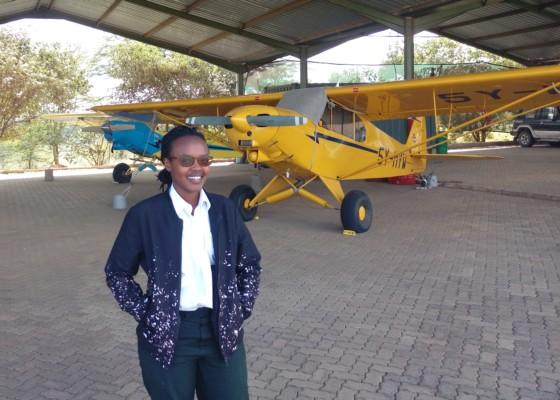 Cindy  K   (Kenya)